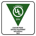 Classified UL EPH Custom FSE 3523