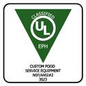Classified UL EPH Custom FSE 3523